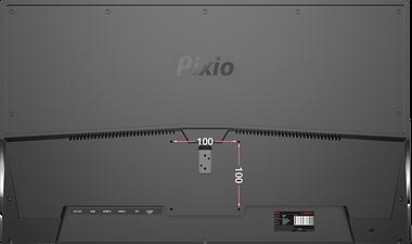PX275h Gaming Monitor_Vesa ready_black.p