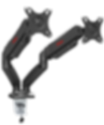 Pixio PS1D Dual monitor arm mount.png