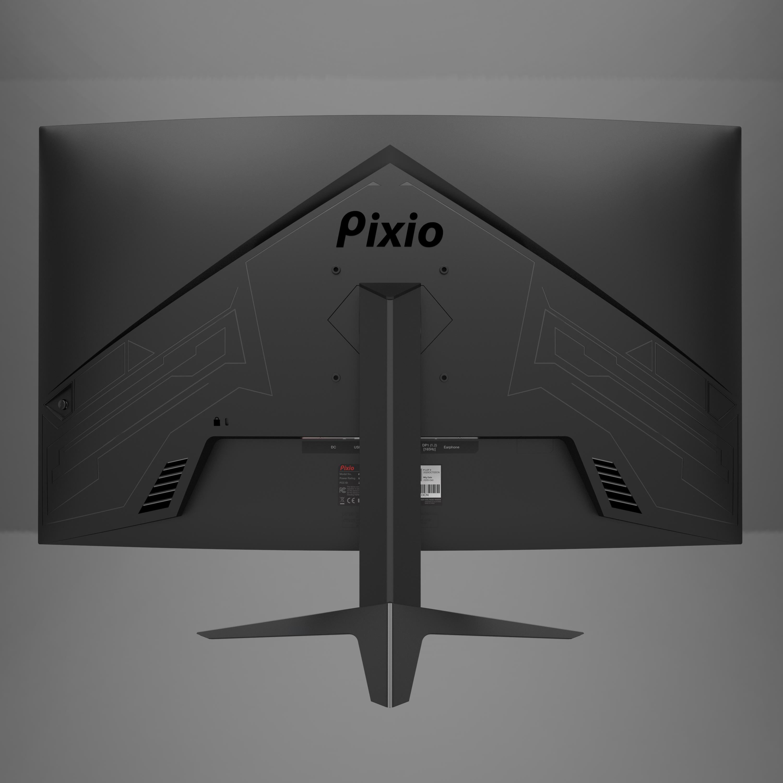 Pixio-PXC327-165hz-WQHD-Gaimingmonitor-B