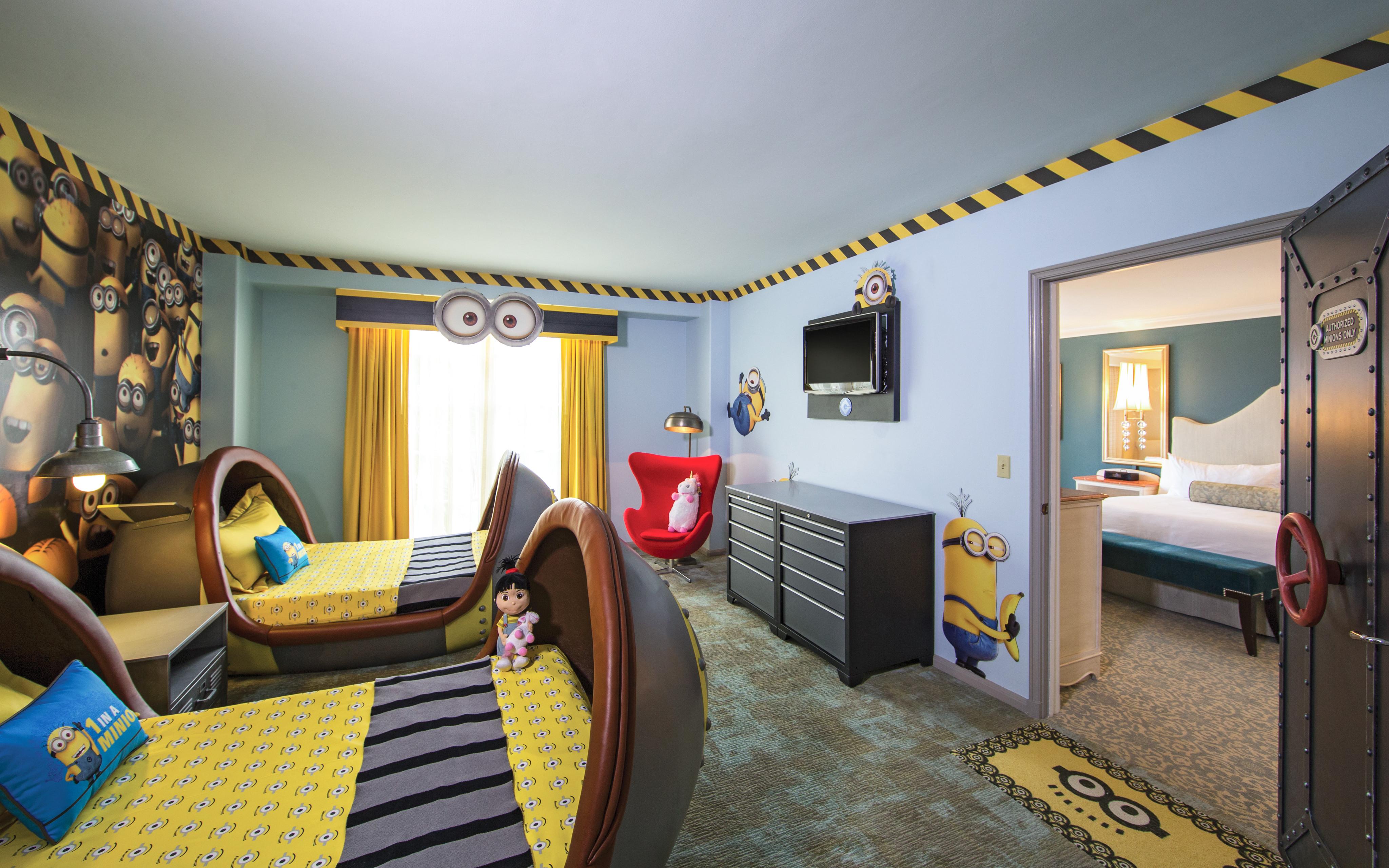 Hotel Hangout- Universal Orlando