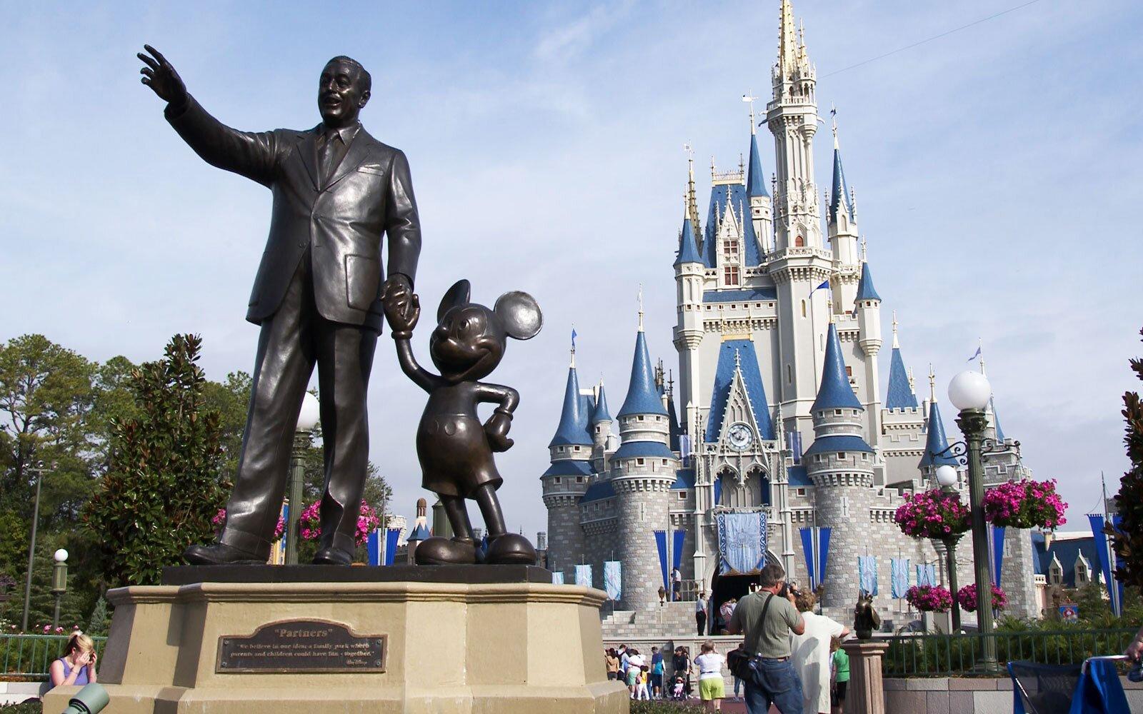 Parent Play- Walt Disney World