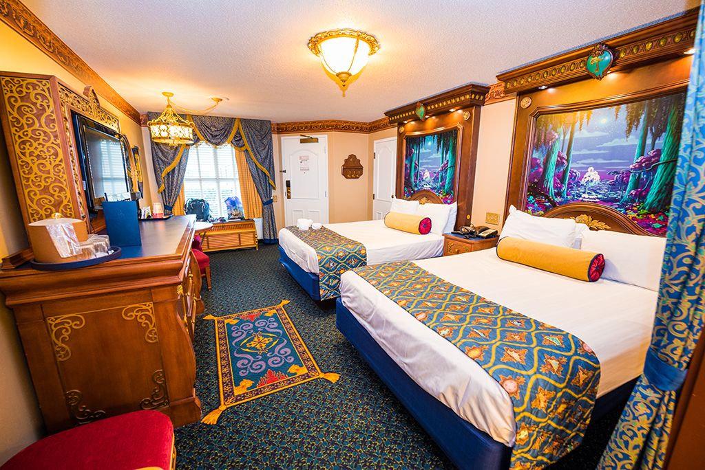 Hotel Hangout- Walt Disney World