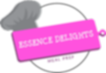 Essence Delights Dallas Meal Prep logo
