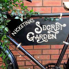 Nick & Tina's Secret Garden