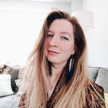 A selfie of Ramona (aka Alderdoodle)
