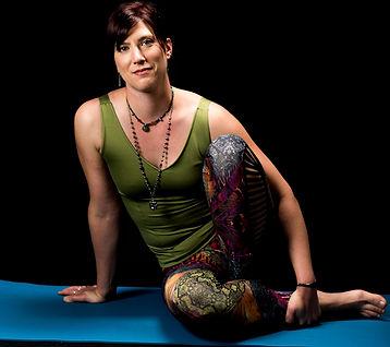 Katherine in Mika Yoga Wear