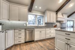 kitchen remodel-Weatherby Lake