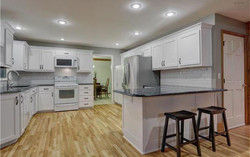 kitchen remodel in Old Leawood