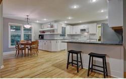 open design kitchen remodel