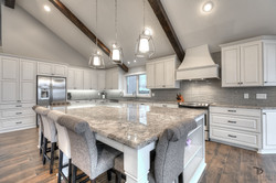 kitchen remodel-custom cabinetry