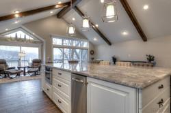 open concept-kitchen remodel