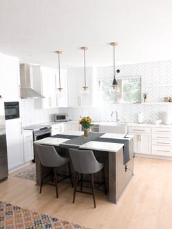 Downtown Kansas City-kitchen remodel