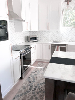 custom cabinetry-Downtown KC kitchen