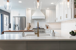 beautiful kitchen remodel in Overland Park