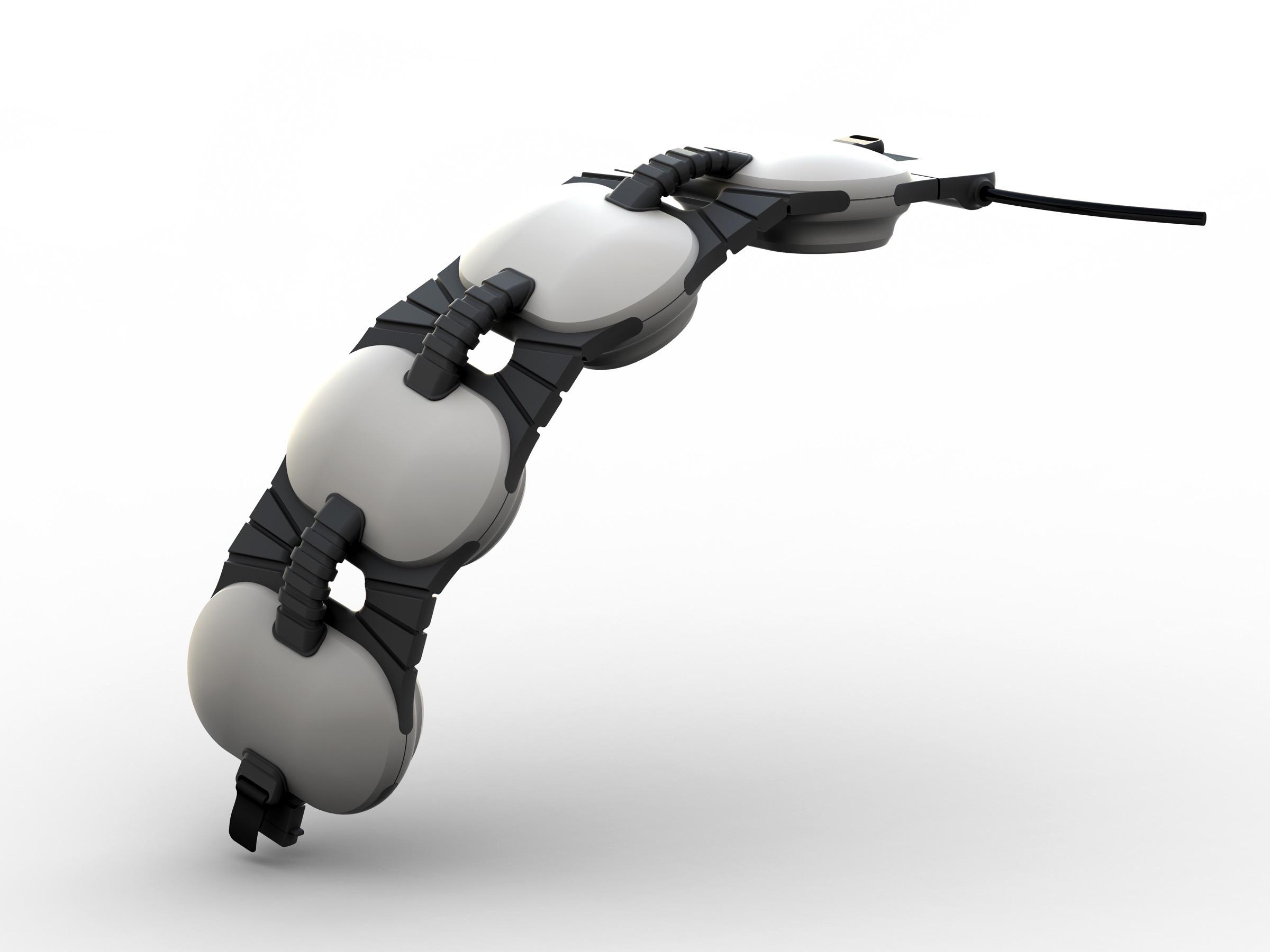 ベルト型磁気治療器