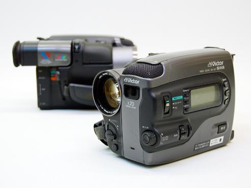 ビデオカメラ(日本ビクター)1993