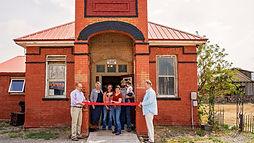Old Schoolhouse Cafe Ribbon Cutting.jpg