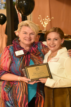 Business Woman of the Year:  Julie Seminara of Beaverhead Urgent Care