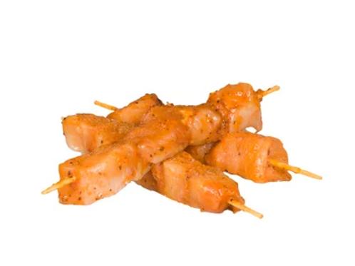 Seasoned Chicken Kabobs