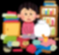発達障害カウンセリ女性の発達障害のイラストング9.png