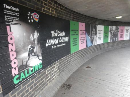 週刊ジャーニー~ザ・クラッシュ:ロンドン・コーリング展