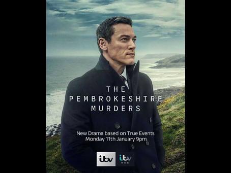 海外ドラマNAVI〜ルーク・エヴァンス主演の英犯罪ドラマ『The Pembrokeshire Murders』