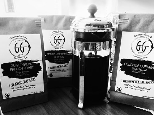 Generous Grounds Coffee