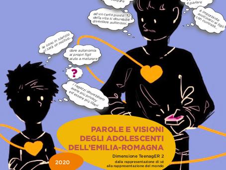 Parole e visioni degli adolescenti in Emilia-Romagna