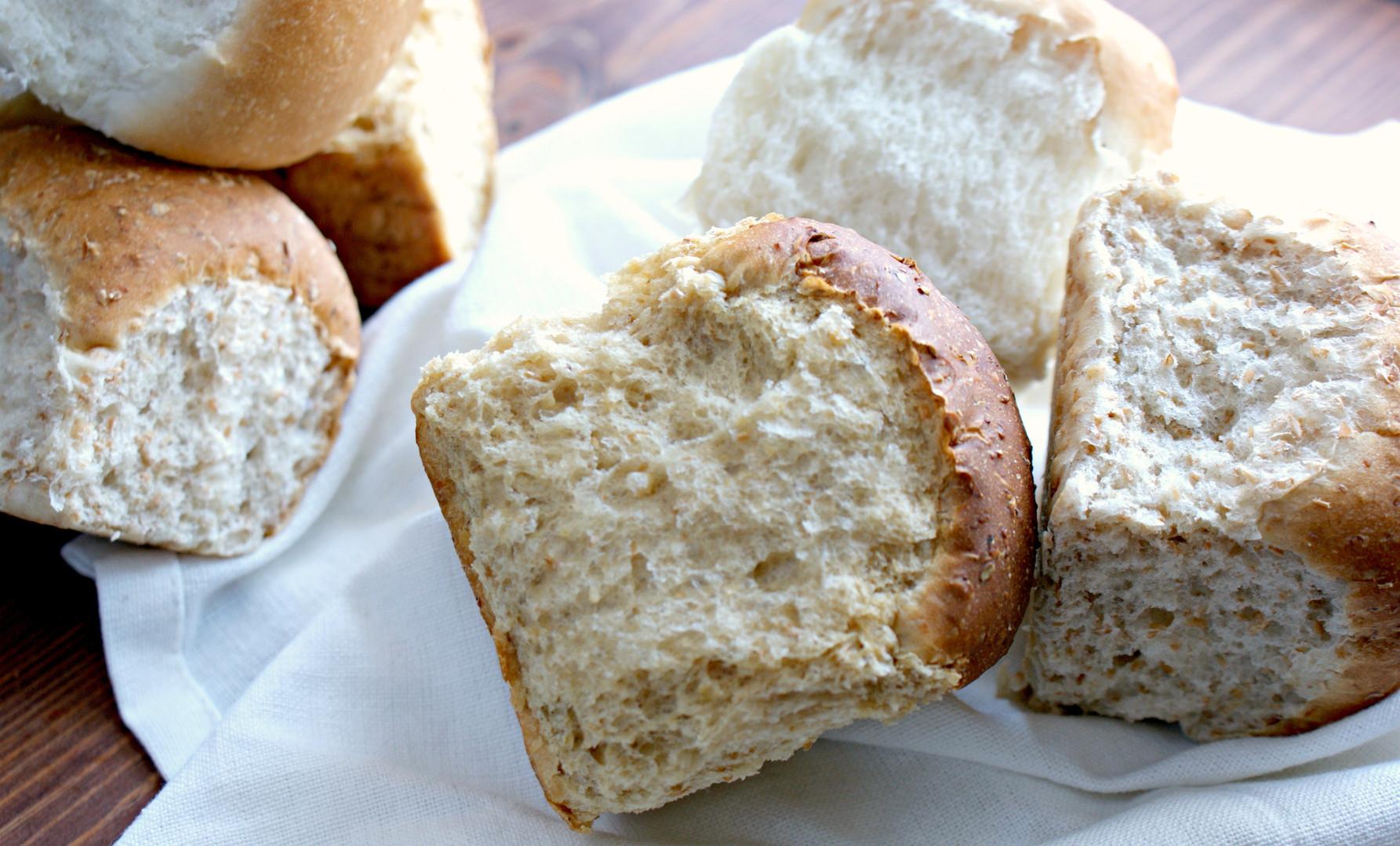 Whole Wheat Rolls