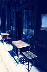 Exterior Andrew Edmunds Restaurant Soho