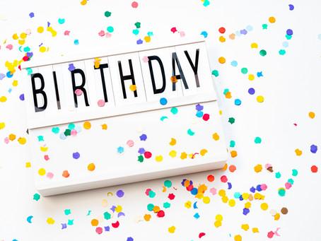 Birthday Blog - The Arts VA is 3!