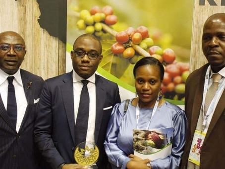 Café Alanga: le 1er café 100% Robusta Made in Gabon remporte le « Gourmet d'or » à Paris