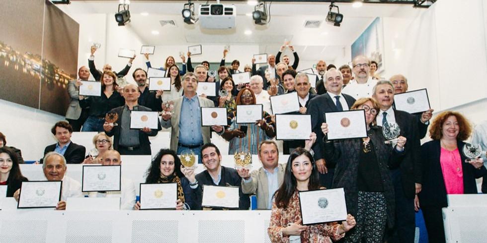 Remise des prix - Awards Ceremony:18ème Concours International « Les Huiles du Monde» AVPA-Paris 2020