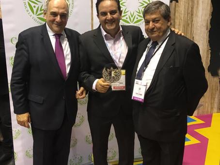Café Santa Fé ganha prêmio internacional pelo terceiro ano consecutivo