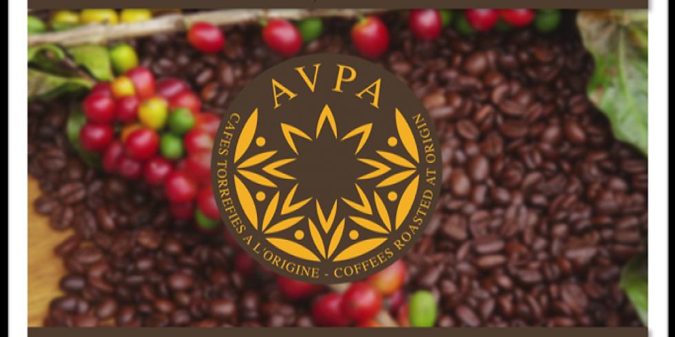 Remise des prix 6ème Concours International Cafés torréfiés à l'origine AVPA