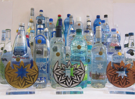 Palmarès des meilleures eaux en bouteille du monde