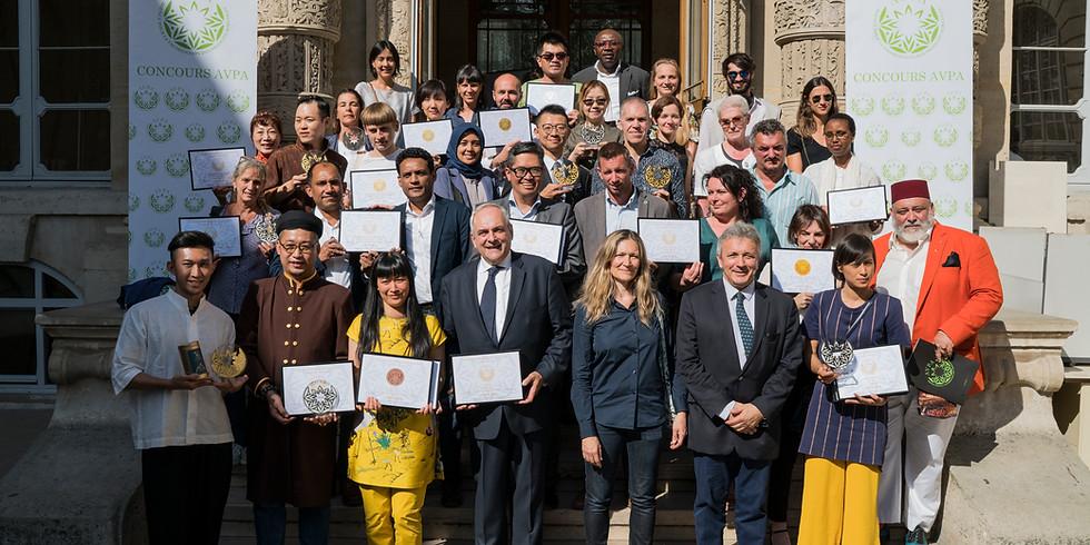 2nd « Teas of the World » International Contest AVPA - Paris 2019