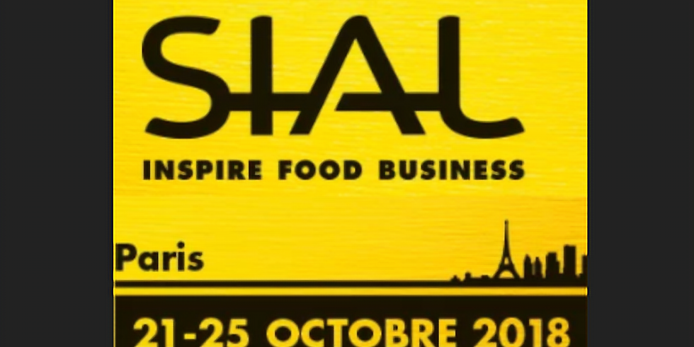 SIAL Paris, the world's largest food innovation exhibition