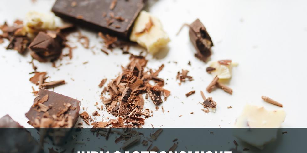 Jury Gastronomique: Concours International des Chocolats élaborés à l'Origine