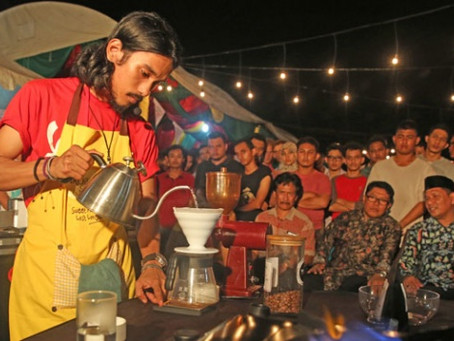 Indonesian Coffee Shines in AVPA International Coffee Competition