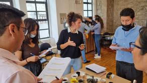 1er Concours National des Cafés torréfiés à l'origine en Equateur