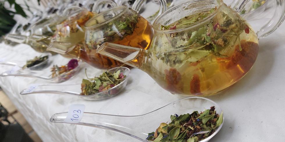 """Jury des Gastronomes Concours """"Thés du Monde"""" AVPA Paris 2021 - infusions, mélanges et thés parfumés/ Partie 2"""