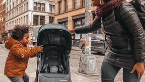 Strolling Around The City Made Easy With Maxi Cosi