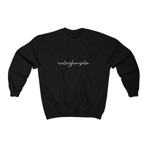 #rootingformysalon - Unisex Heavy Blend™ Crewneck Sweatshirt