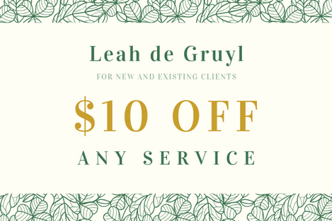 $10 Off Any Service