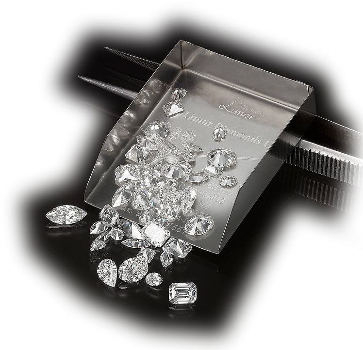 limor brothers fancy tailor made diamonds