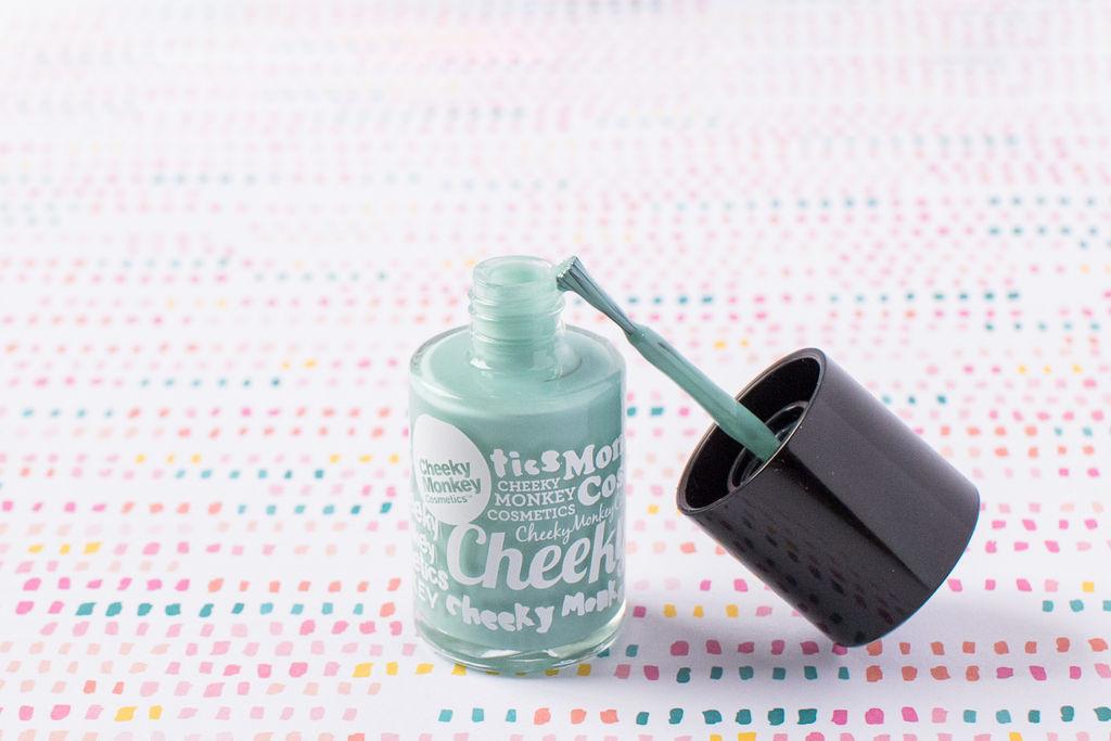 Cheeky Monkey Cosmetics nail care