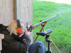 50m range shooting