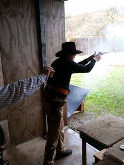 Competition Pistol Shooting