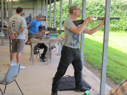 100m Supported Offhand Shooting